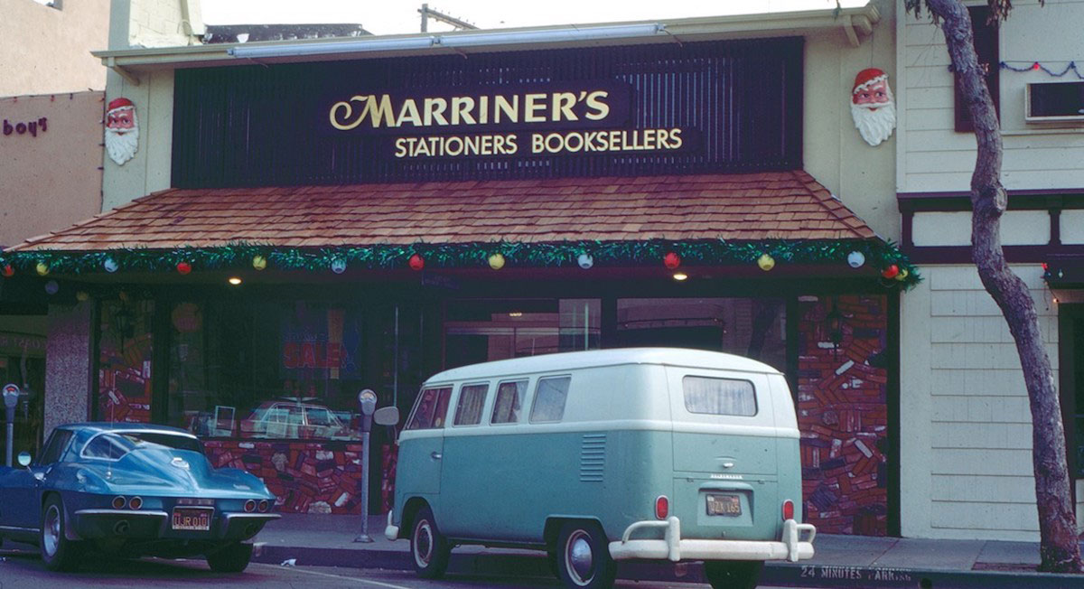 The Marriners store